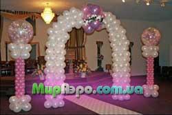 Оформление свадебного зала в Одессе